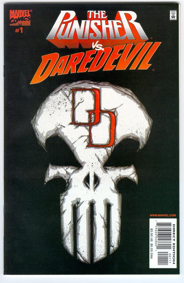Punisher vs Daredevil Vol 1