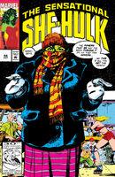 Sensational She-Hulk Vol 1 44