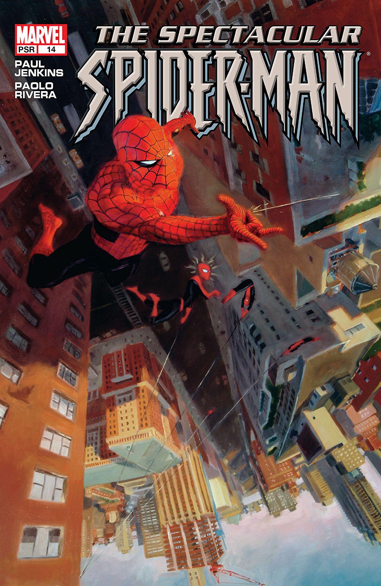 Spectacular Spider-Man Vol 2 14