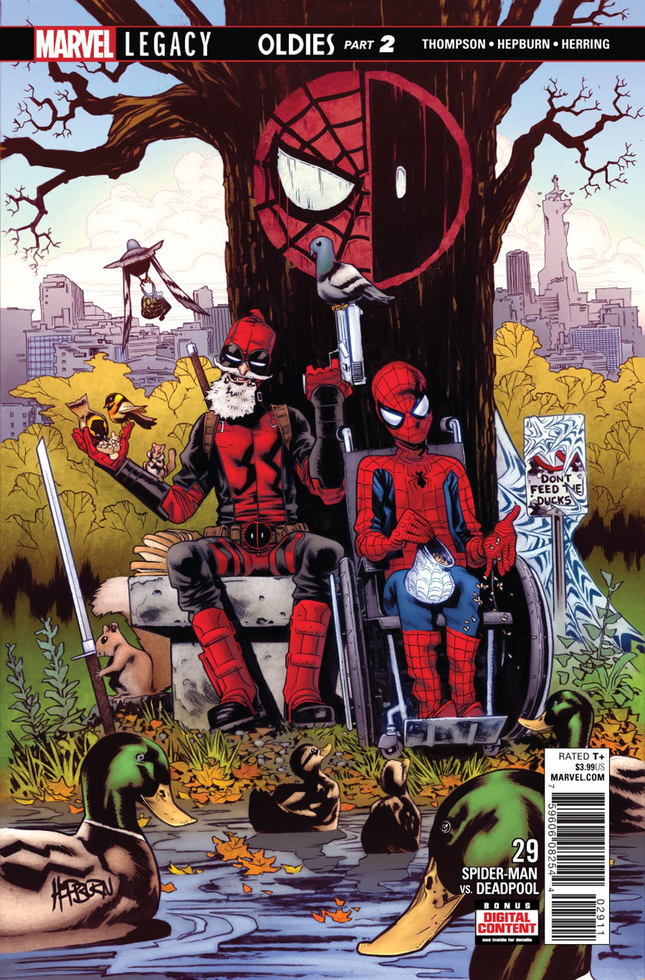 Spider-Man/Deadpool Vol 1 29