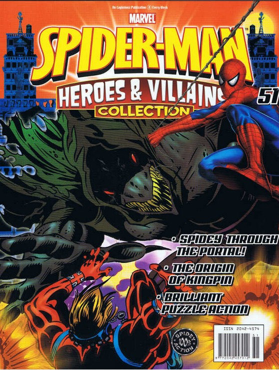 Spider-Man: Heroes & Villains Collection Vol 1 51