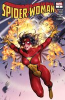 Spider-Woman Vol 7 1 Classic Cover