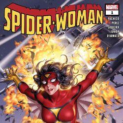 Spider-Woman Vol 7 1