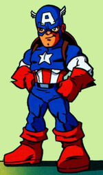 Steven Rogers (Earth-11911)