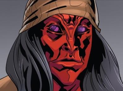 Strange's Demon (Earth-928)