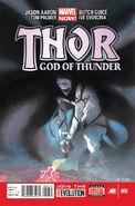 Thor God of Thunder Vol 1 6