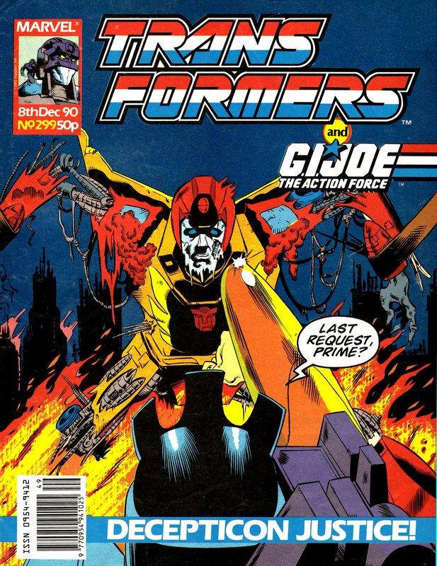 Transformers (UK) Vol 1 299