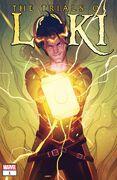Trials of Loki Marvel Tales Vol 1 1