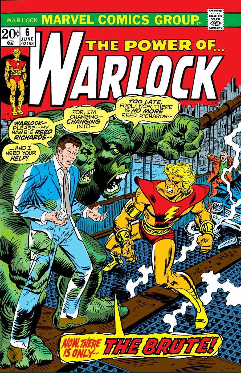 Warlock Vol 1 6