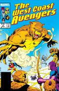 West Coast Avengers Vol 2 6