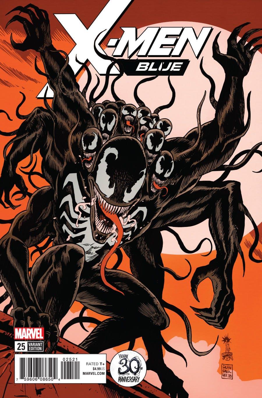 X-Men Blue Vol 1 25 Venom 30th Anniversary Variant.jpg