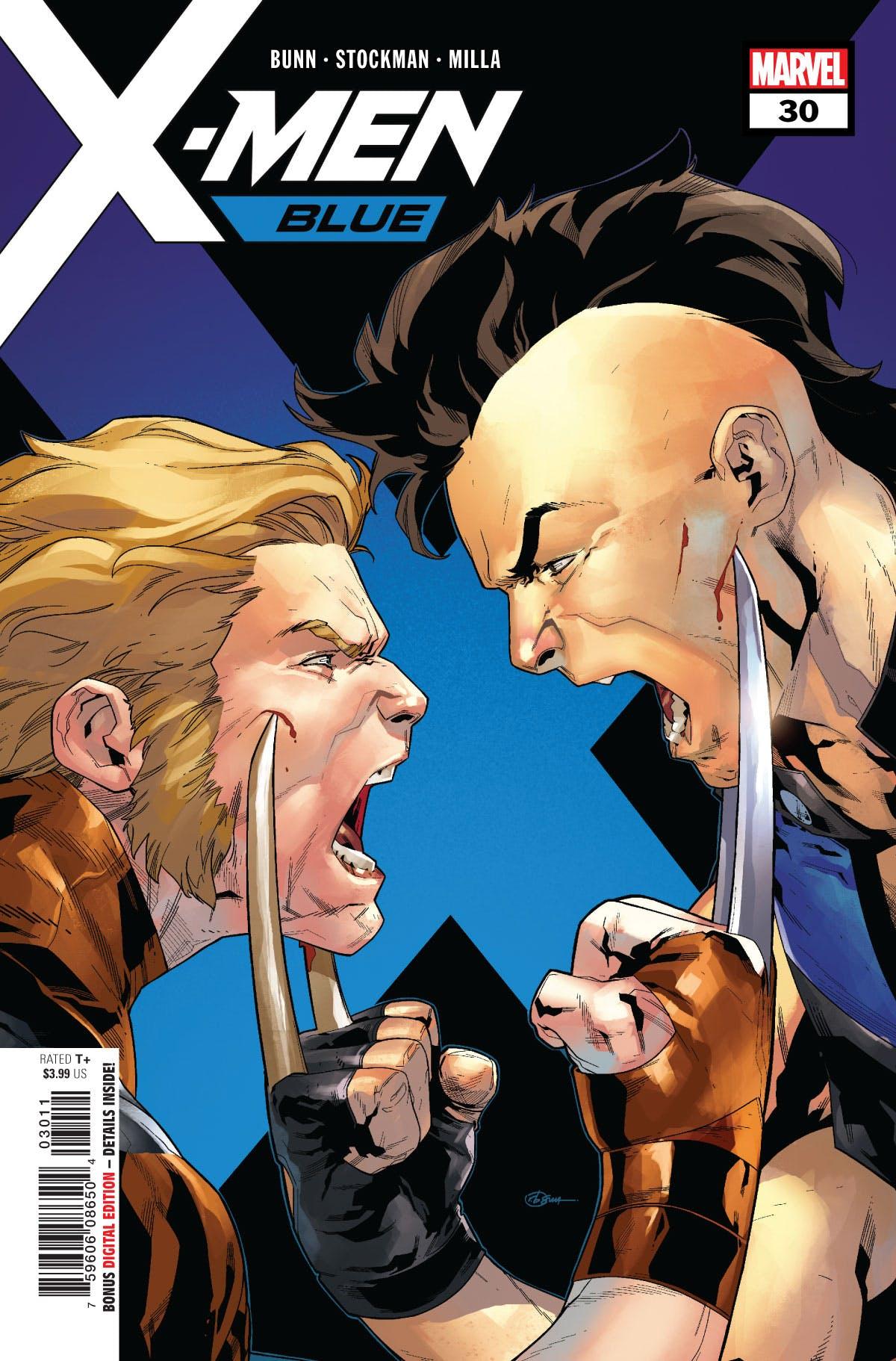 X-Men: Blue Vol 1 30
