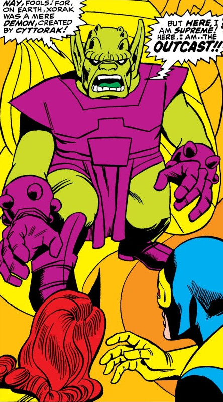 Xorak (Earth-616)