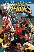 Age of Heroes TPB Vol 1 1