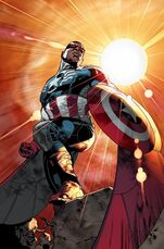 All-New Captain America Vol 1 1 Textless