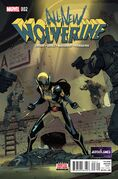 All-New Wolverine Vol 1 2
