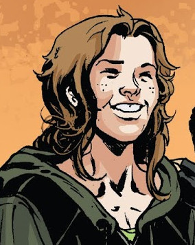 Angie Williams (Earth-616)