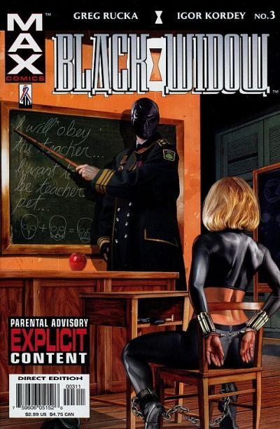 Black Widow: Pale Little Spider Vol 1 3