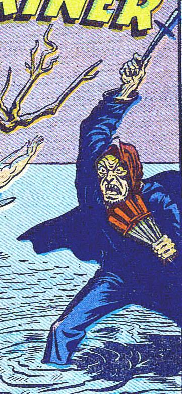 Blackbeard (Criminal) (Earth-616)