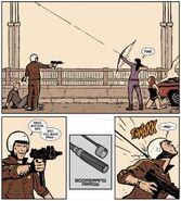 Boomerang Arrow from Hawkeye Vol 4 3 001