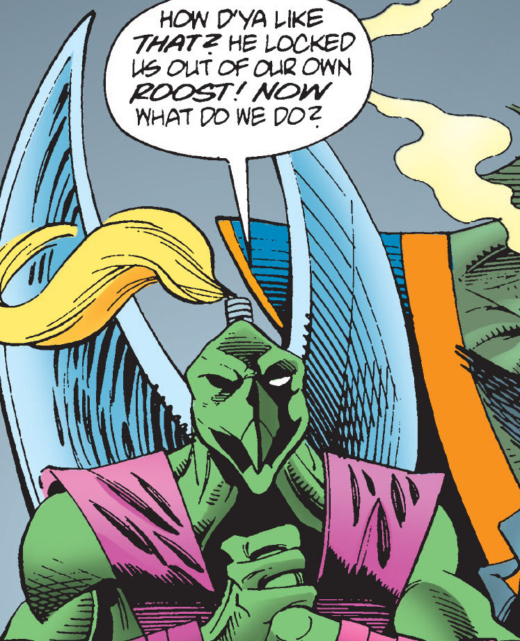 Buzzard (Earth-616)