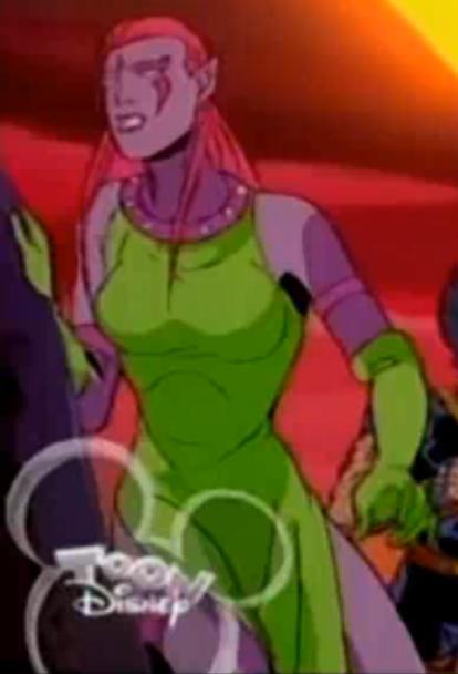 Clarice Ferguson (Earth-95099)