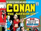 Conan the Barbarian Vol 1 2