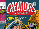 Creatures on the Loose Vol 1 10