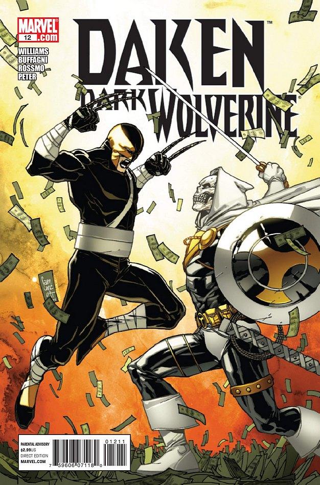 Daken: Dark Wolverine Vol 1 12