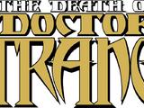 Death of Doctor Strange Vol 1