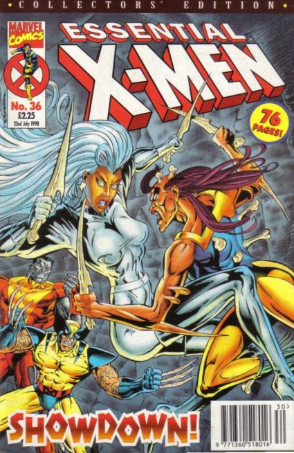 Essential X-Men Vol 1 36