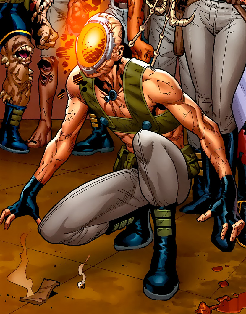 Face (Inferno Baby) (Earth-616)