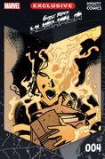 Ghost Rider Kushala Infinity Comic Vol 1 4