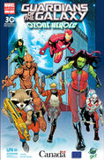 Guardians of the Galaxy Ozone Heroes Vol 1 1