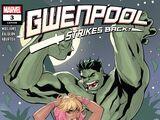 Gwenpool Strikes Back Vol 1 3