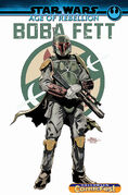 Halloween ComicFest Vol 2019 Star Wars Boba Fett