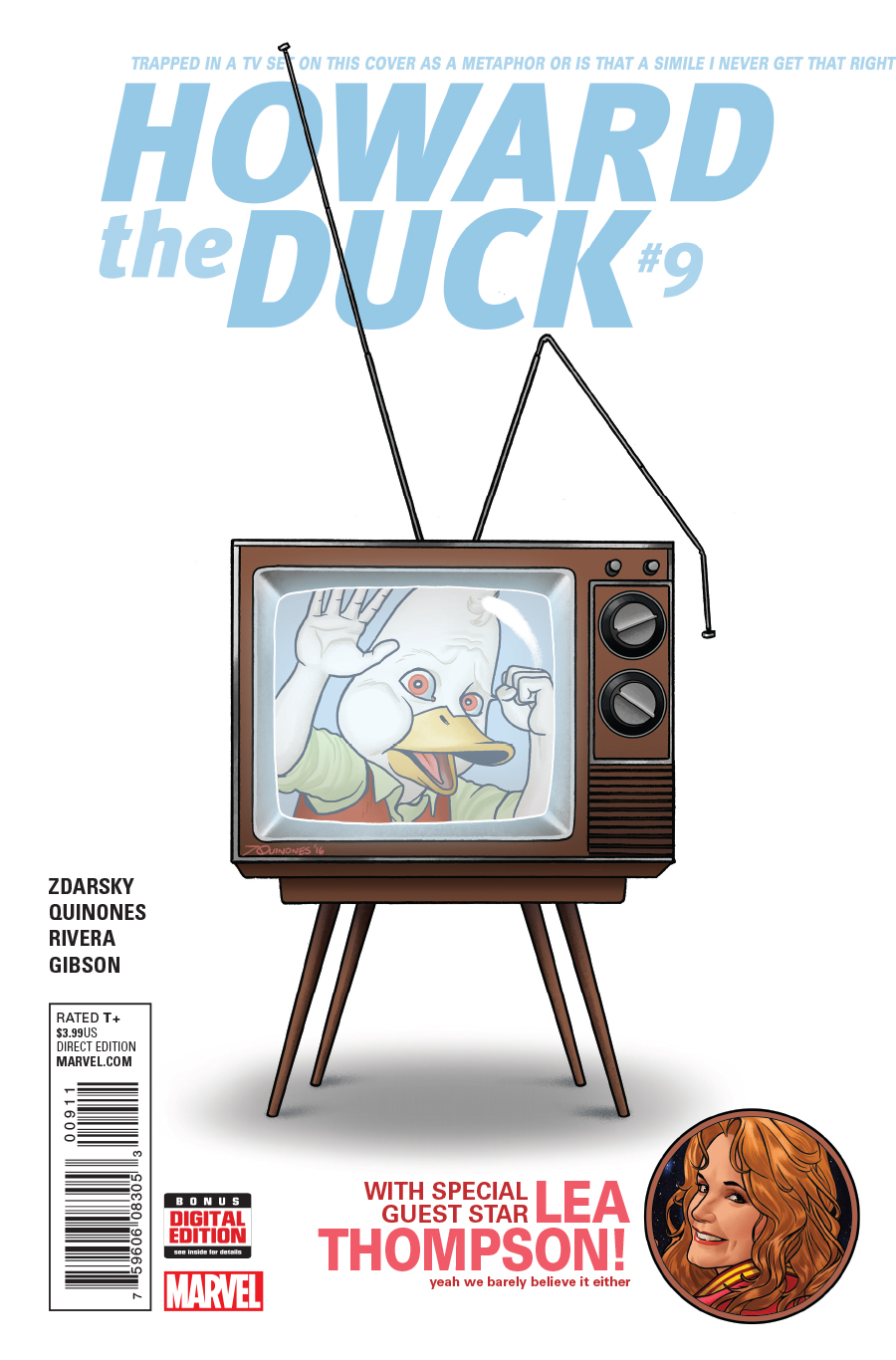 Howard the Duck Vol 6 9