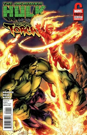 Incredible Hulk and the Human Torch From the Marvel Vault Vol 1 1.jpg