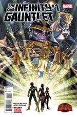Infinity Gauntlet Vol 2