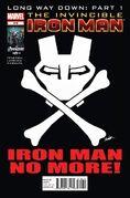 Invincible Iron Man Vol 1 516