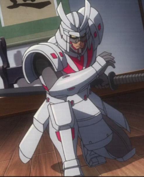 Keniuchio Harada (Earth-14042)