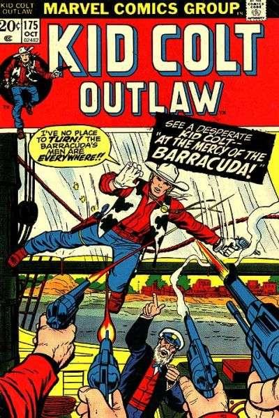 Kid Colt Outlaw Vol 1 175