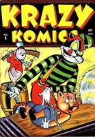 Krazy Komics Vol 1 5
