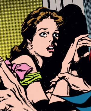 Mary-Beth Singleton (Earth-616) from Tomb of Dracula Vol 1 31 001.png