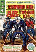 Mighty Marvel Western Vol 1 1