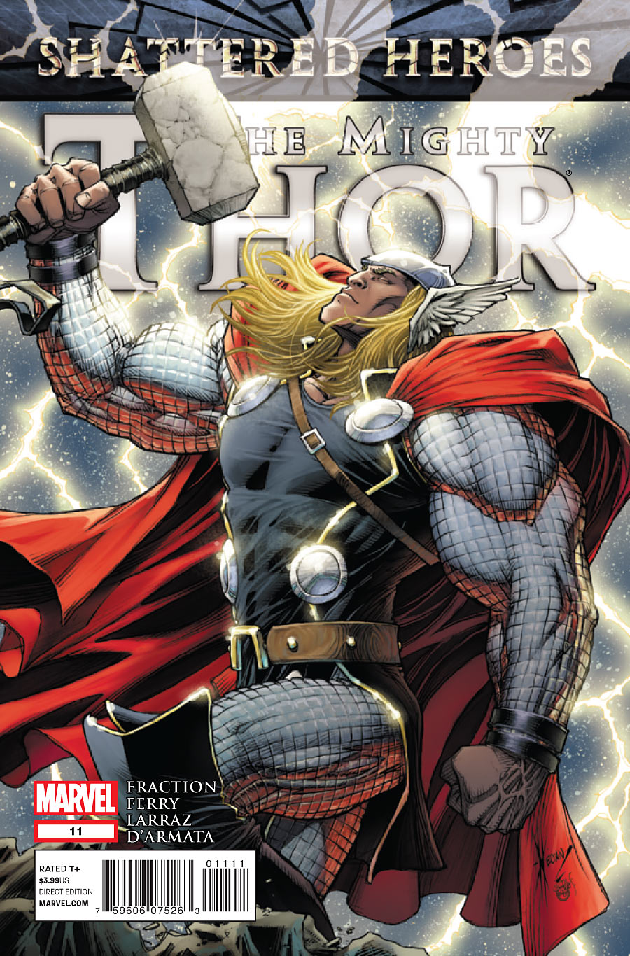 Mighty Thor Vol 2 11