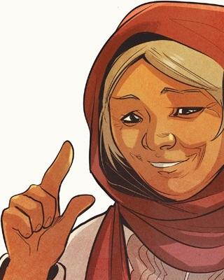 Muneeba Khan's Mother (Earth-616)