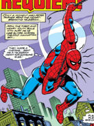 Peter Parker (Earth-616) from Amazing Spider-Man Vol 1 196 001