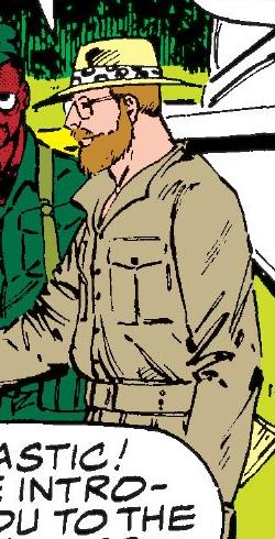 Richard Wyeth (Earth-616)