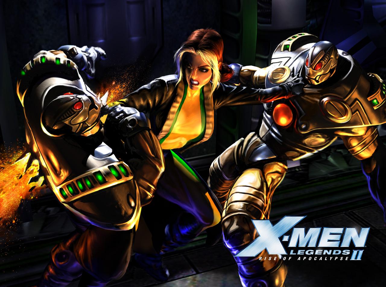 Rogue (Anna Marie) (Earth-7964)